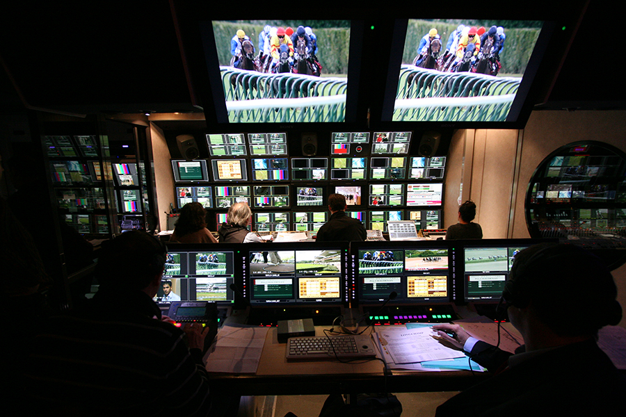 AMP Visual TV - studio de visionnage