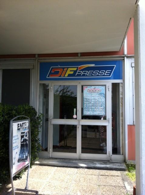 Dif'Presse - Entrée