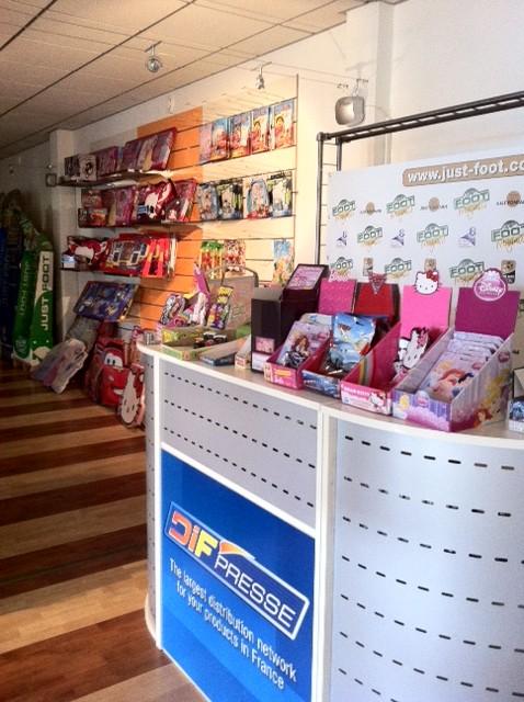 Dif'Presse - showroom